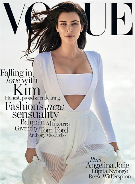 On The Cover Of Vogue This February by Hits The For Vogue Australia February