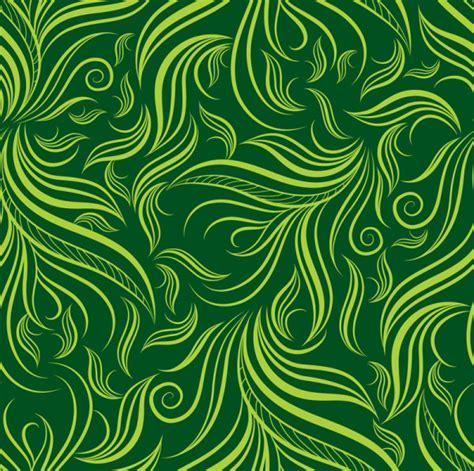 wallpaper daun mint green leaf background vector 02 vector background free