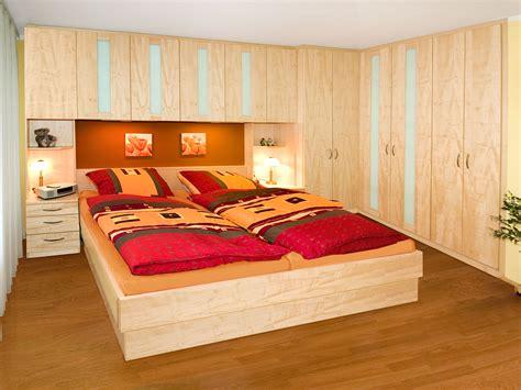 Schlafzimmerschrank Mit Bett by Schlafzimmer Mit 252 Berbau 4 Deutsche Dekor 2017