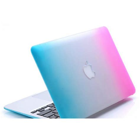 Macbook Air Pink macbook pro skin shell for macbook air pro retina 11 13 15 all models blue to