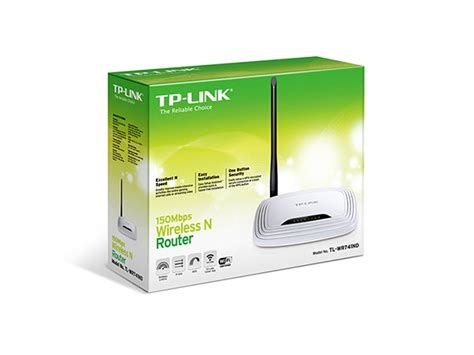 Router Tp Link Tl Wr741nd 150mbps wireless n router tl wr741nd welcome to tp link