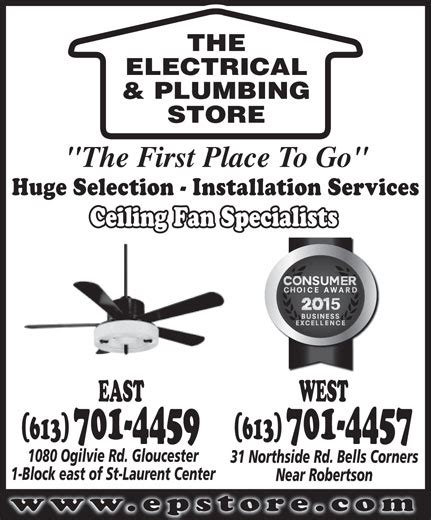 Electrical Plumbing Store by The Electrical Plumbing Store 1080 Ogilvie Rd