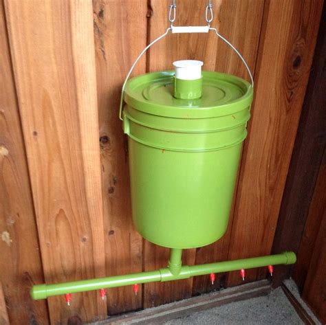 water feeder best 25 chicken waterer ideas on chicken water feeder chicken coops and