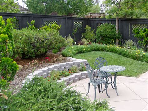 small sloped backyard ideas contemporary room design budget friendly backyard ideas