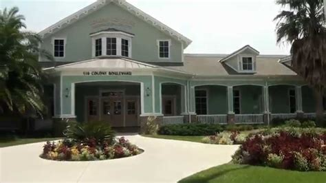 Colony Cottage The Villages Fl colony cottage recreation center at the villages florida