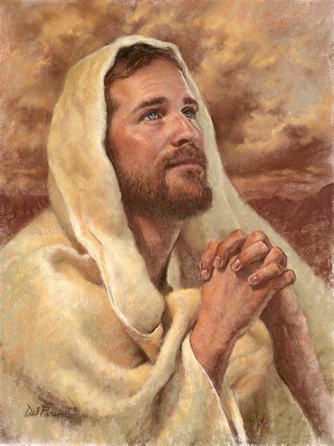 I Jesus parson mormon artist