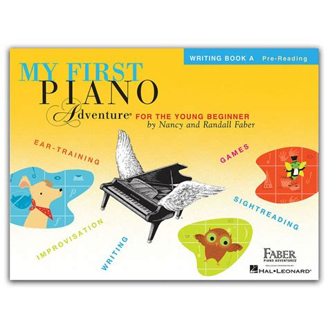 My First Piano Adventure Writing Book Sieffs Music World
