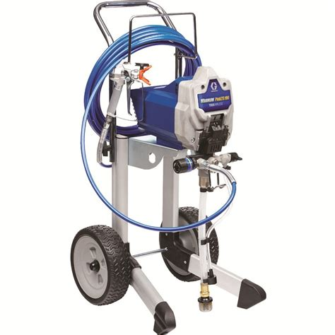 paint sprayer shop graco prolts 190 electric stationary airless paint