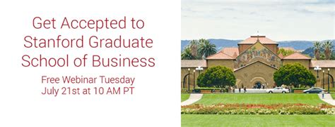 Stanford Mba Acceptng Transfer Studets by How To Create A Strong Stanford Gsb Application