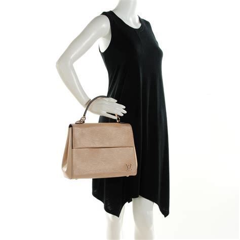 Bag Tas Louis Vuitton Cluny Mm 2 louis vuitton epi cluny mm dune 133458