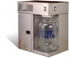 countertop water distiller mini classic ct