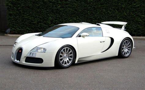 Raimu Awas Kesikot: Bugatti Veyron White