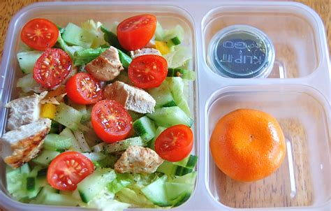 chef mommy mail bag healthy lunch ideas