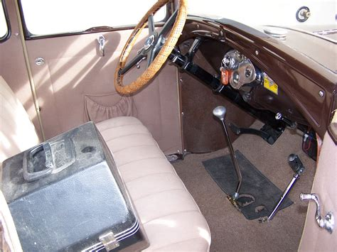 model a ford upholstery 1931 ford model a interior pictures cargurus