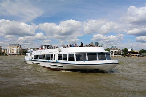 Thames River Cruise 50 Off | 50 off thames river services tickets this half term