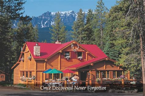 baker creek chalets and cabins in lake louise banff
