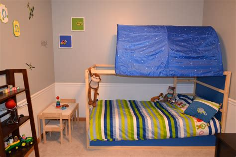 ikea boys bed k s big boy room mama laughs