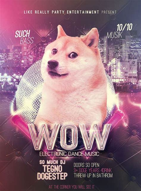 Doge Wow Meme - doge meme wow freakin awesome network forums