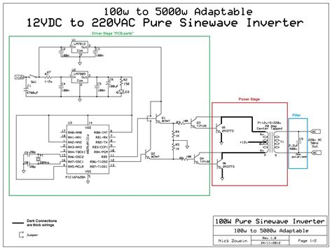 adaptable 12vdc 220vac sinewave inverter all