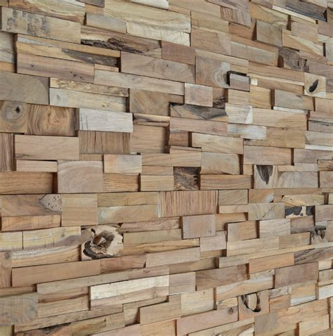 Decorative Wood Cladding wall panel wood cladding buy recycled teakwall wooden