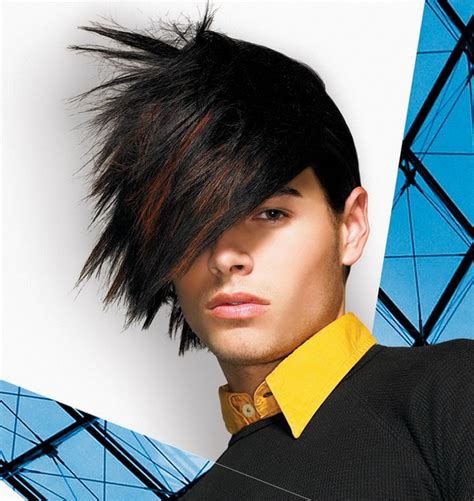 emo haircuts games emo hairstyles for men