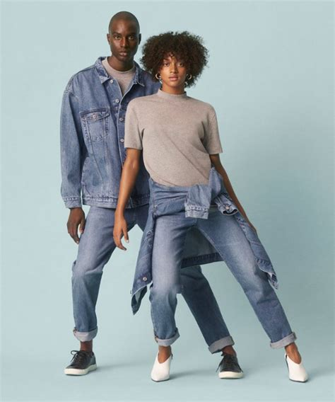Hm New Looks For by H M Is Defying Gender Norms With Their New Unisex Denim Line