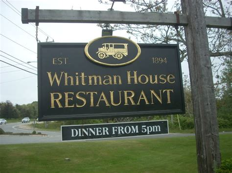 whitman house truro the whitman house north truro menu prices restaurant reviews tripadvisor