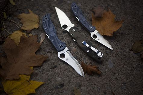 best everyday carry knife what are the best spyderco knives top edcs best value