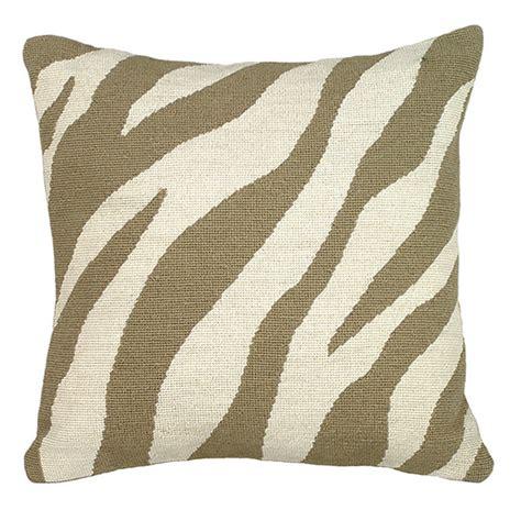 zebra pattern cushions zebra needlepoint pillow zebra pillow zebra pattern