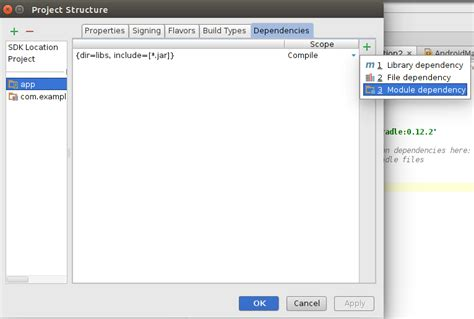 android studio module tutorial creating libraries for android applications tutorial