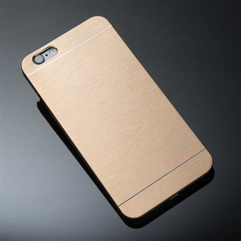 Termurah Cover Slim For Iphone 6 6s 1 slim aluminum gold iphone 6 6s krown touch of modern