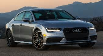 All Audi Models The Top Five Audi A7 Models Of All Time
