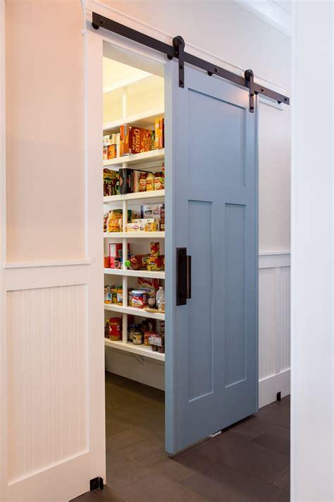 Craftsman barn door kitchen beach style with sherwin williams light blue grey paint beadboard