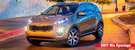 Kia Sportage Trims Features And Specifications Of The 2017 Kia Sportage Trim