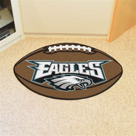 Philadelphia Eagles Area Rug Fan Mats 5819 Nfl Philadelphia Eagles 20 5 Quot X 32 5 Quot Football Shaped Area Rug
