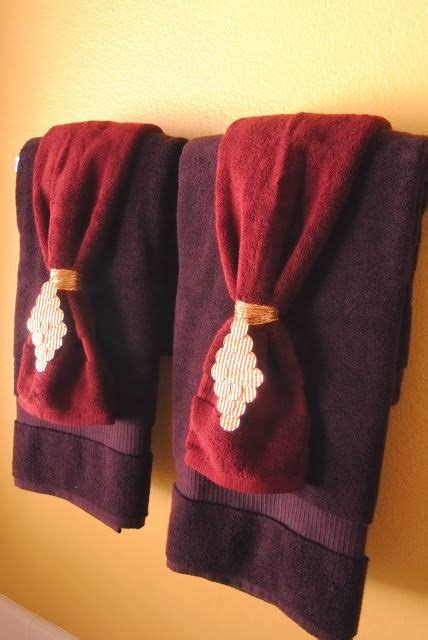 Bathroom Towels Decoration Ideas by 1000 Images About Towels On Plain Towels