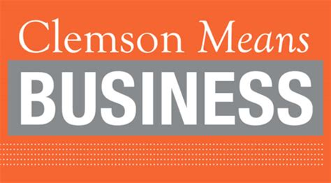 South Carolina Mba Ranking by Clemson College Of Business Ranked 24th