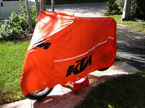 Ktm Motorcycle Cover Motorcycle Cover Ktm Tacoma World