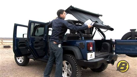 How To Remove Jeep Soft Top Bestop How To Get The Most From Your Jeep Soft Top
