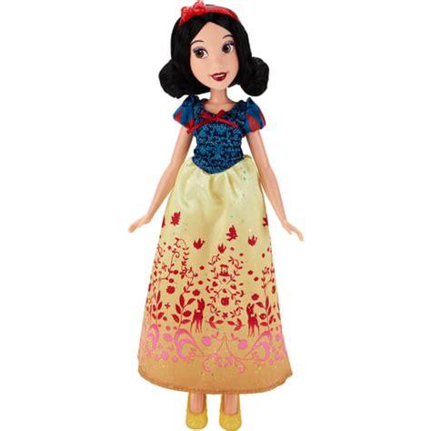 Princess Snow White Ready To Sale hasbro disney princess snow white doll toys zavvi