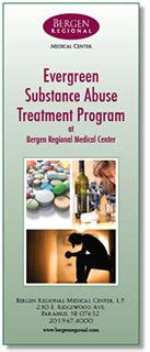Bergen Regional Detox Paramus Nj by Evergreen Treatment Center Free Rehab Centers