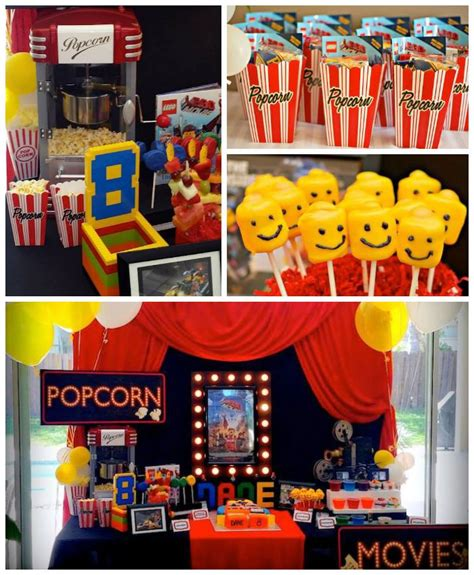 movie themed games lego movie themed birthday party full of fabulous ideas