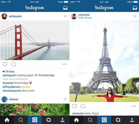 instagram landscape tutorial instagram now supports landscape and portrait format photos