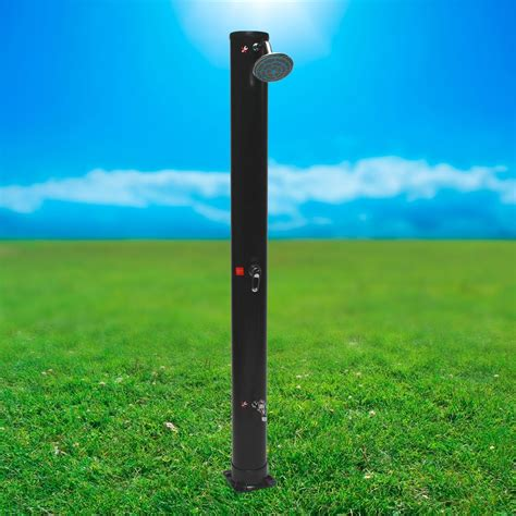 solardusche garten solardusche gartendusche basic 35 liter