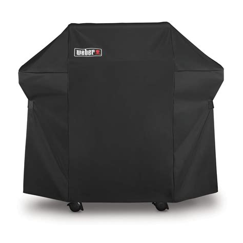 Weber Grill Cover by Weber 7106 Grill Cover With Storage Bag For Spirit 220 And