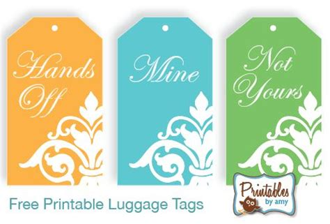printable airport luggage tags free printable luggage tags a mod bags and punch