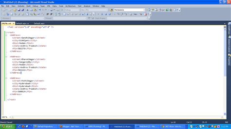 xml tutorial in asp net net tutorial how to bind a xml file to a gridview using