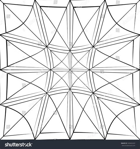 grid pattern monochrome grid pattern deformation effect abstract monochrome stock