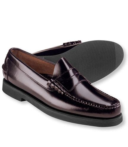 classic mens loafers s classic loafers rubber sole from l l bean