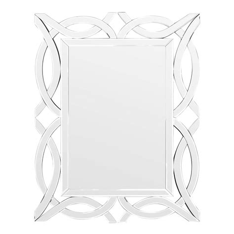 parete di cornici specchi da parete con cornice homehome